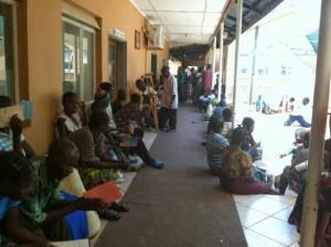 Chitokoloki, Zambia Hospital Surgery Patients